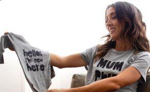 Marta Rangel revela dificuldades na gravidez: «Tenho bastante falta de ar»