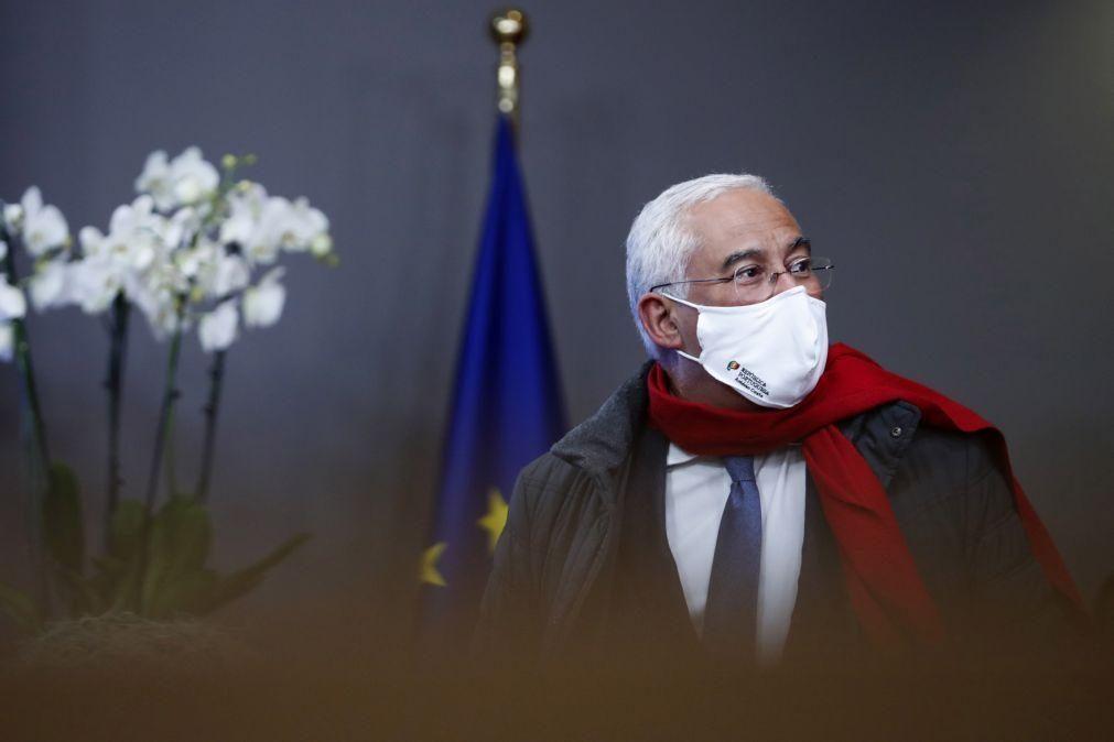 Covid-19: Primeiro-ministro vai fazer esta manhã teste ao novo coronavírus