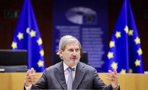 Orçamento Plurianual da União Europeia de 1,09 biliões de euros aprovado