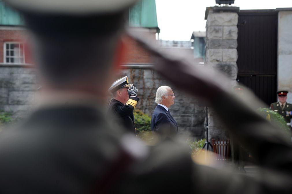 Covid-19: Suécia em dificuldade face à segunda vaga leva rei a dizer que país