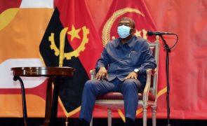 Presidente angolano desafia manifestantes e forças da ordem a manterem relações cordiais