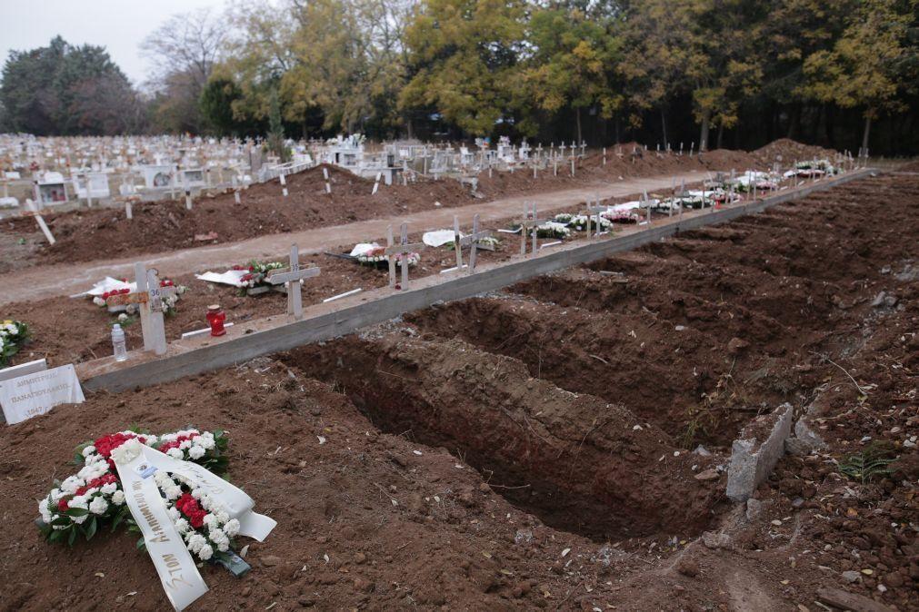 Covid-19: Quase 1,65 milhões de mortos no mundo desde início da pandemia