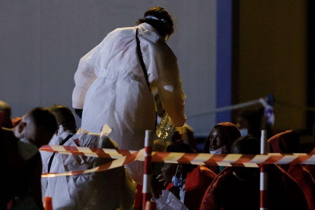 Migrações: Mais de 120  inteceptados no Mediterrâneo e devolvidos à Líbia - OIM