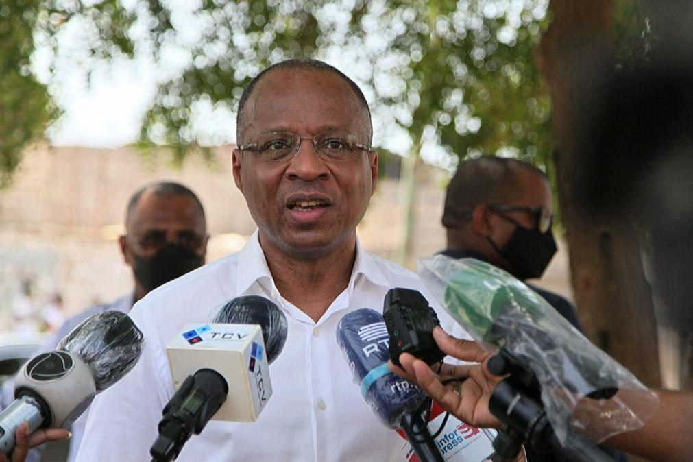 Covid-19: PM de Cabo Verde destaca