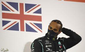 Hamilton considerado melhor piloto de F1 de 2020 pelos diretores das escuderias