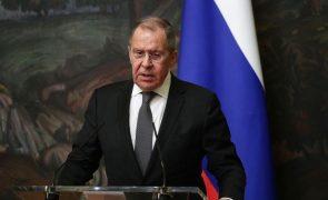 Rússia e Síria preparam programa de cooperação económica