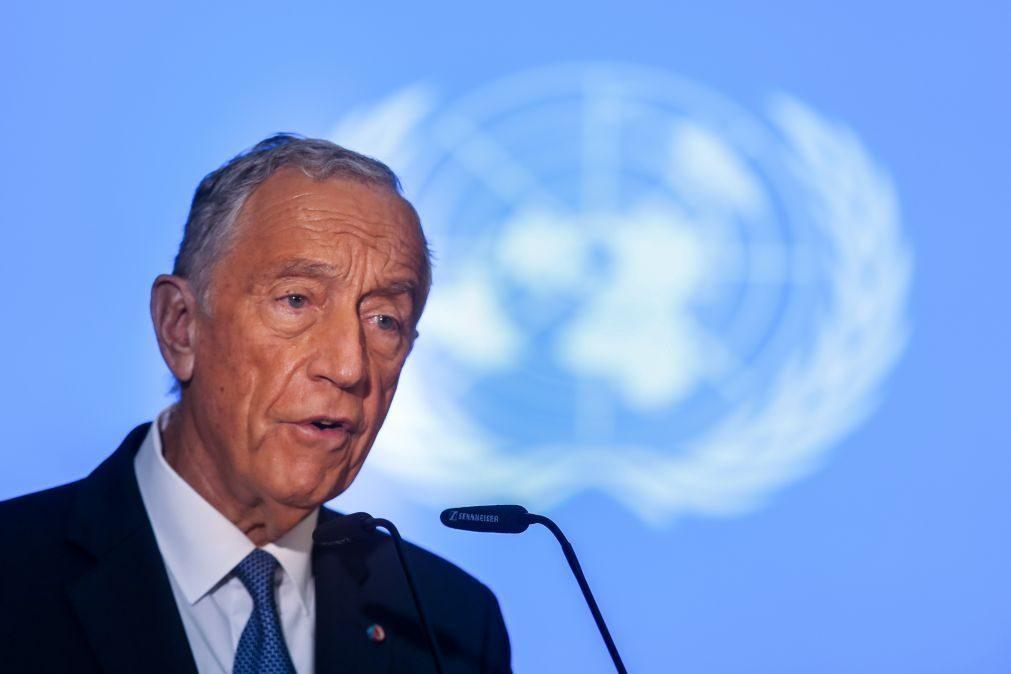 Covid-19: Presidente da República renova estado de emergência e pede bom senso no Natal