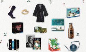 Presentes originais para este Natal até 50 euros