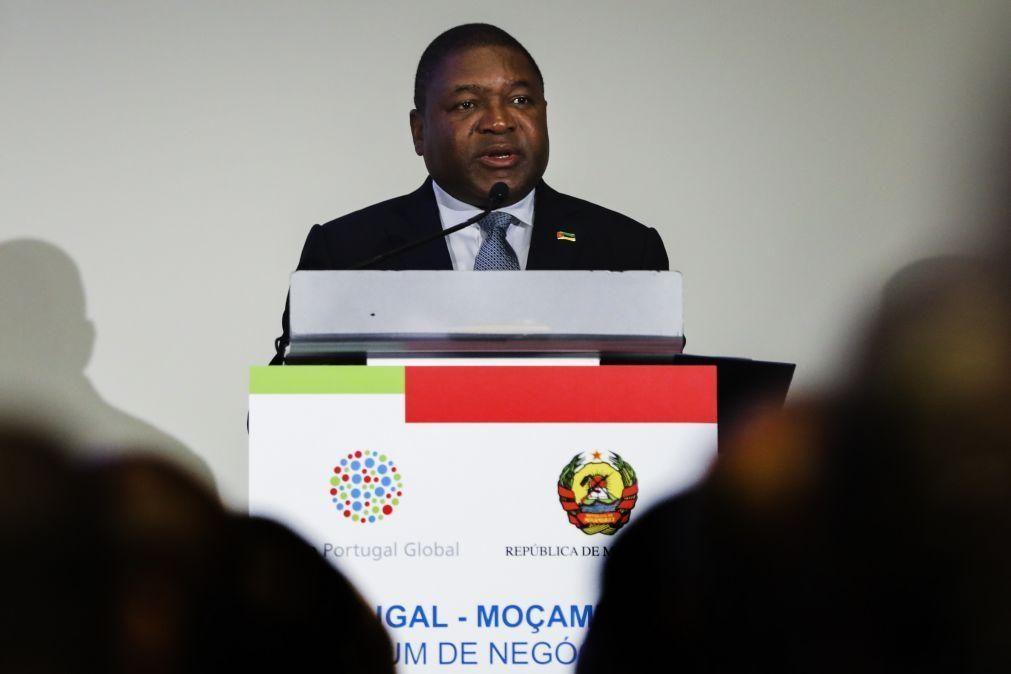 Covid-19: PR moçambicano pede que o país continue a observar as medidas de prevenção