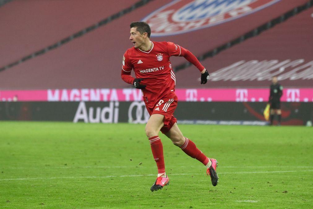 Robert Lewandowski eleito melhor jogador do ano da FIFA