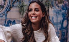 Carolina Patrocínio Apresentadora inspira-se na filha Diana para nova mudança de visual