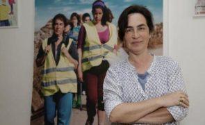 Rita Blanco Atriz abandona gravações da próxima novela da SIC