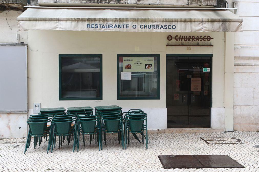Covid-19: Restaurantes vão ter de encerrar até às 22:30 na passagem do ano