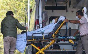 Covid-19: México com 718 mortos e mais de 11 mil casos em 24 horas