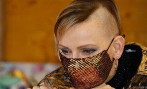 Charlene Do Mónaco Surpreende ao surgir de cabelo rapado [Fotos]