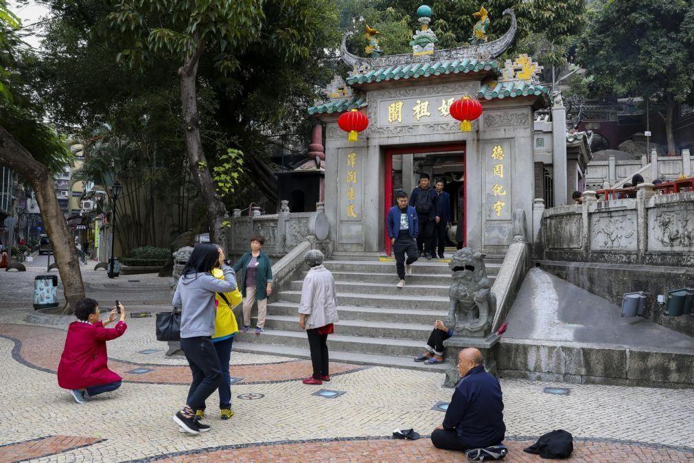 Covid-19: Macau vai a Pequim apresentar-se como destino turístico