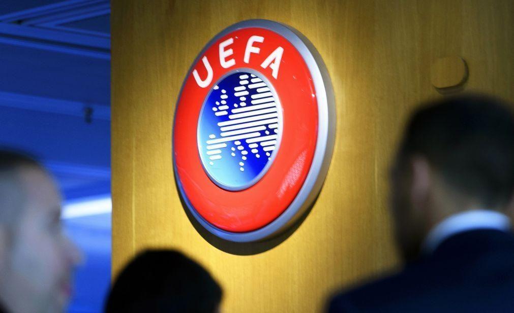 Covid-19: UEFA cancela Europeus de sub-17 masculino e feminino