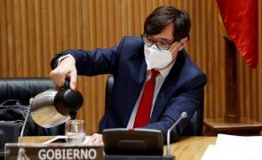 Covid-19: Espanha começa a vacinar no domingo 27 de janeiro - ministro