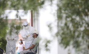 Covid-19: Surto com 51 casos em lar no concelho de Mora