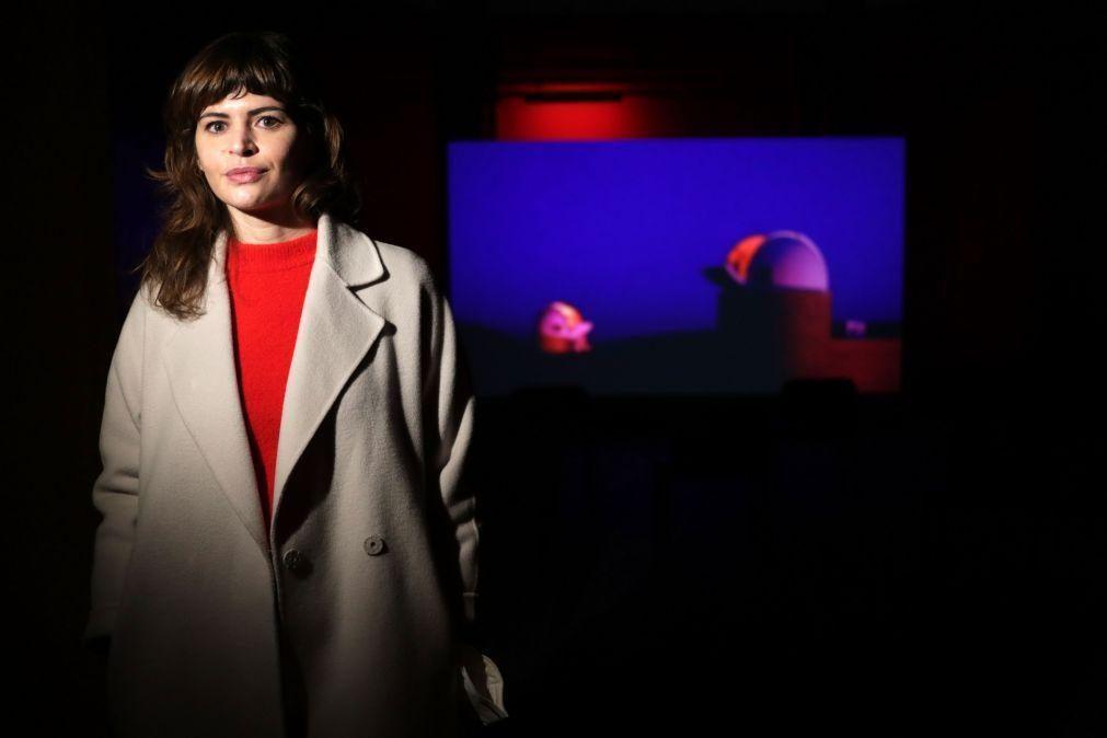 Alicia Kopf usa tecnologia para refletir em exposição