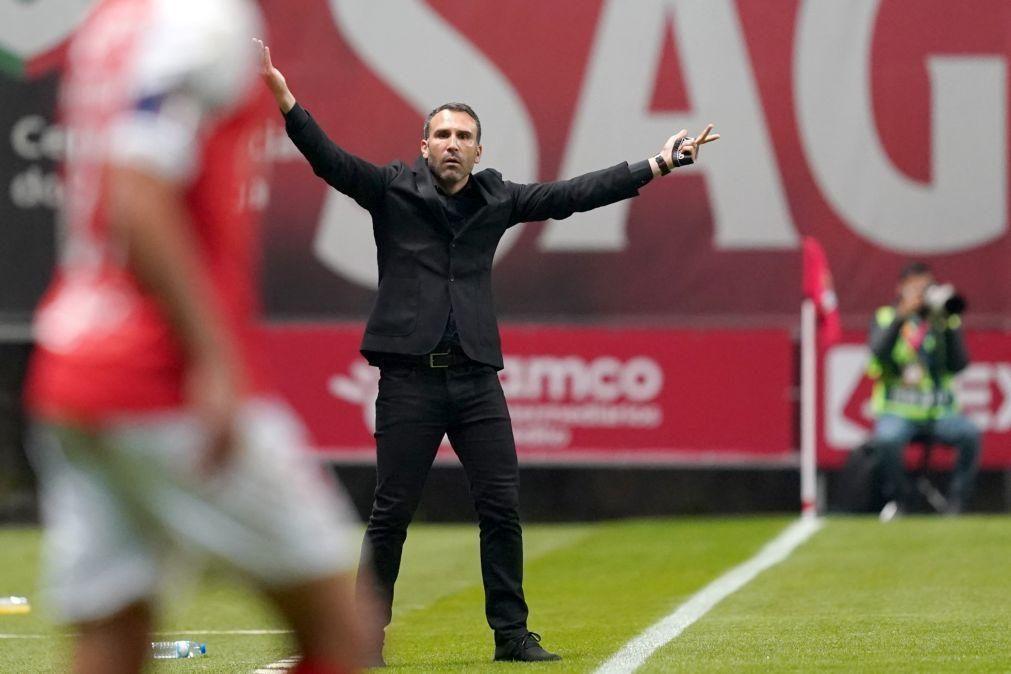 Sérgio Vieira promete Farense