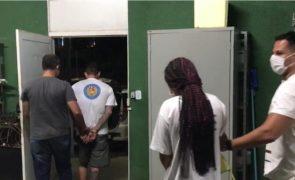 Assaltante atira sobre cliente no centro comercial Plaza [vídeo]
