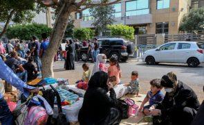 Nove em cada 10 famílias de refugiados sírias na extrema pobreza no Líbano -- ONU