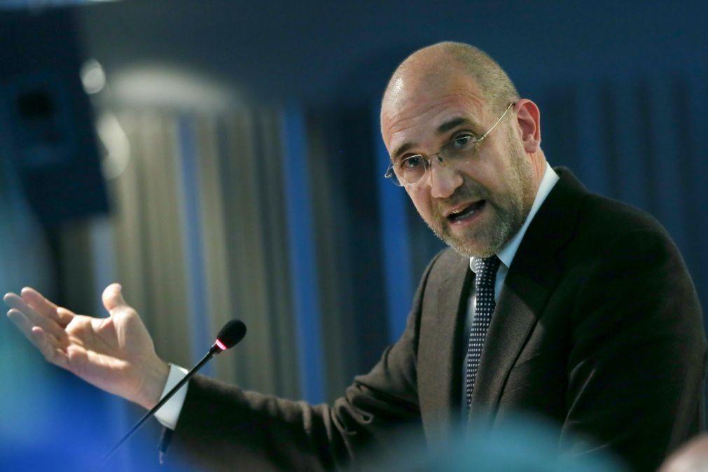 Ex-primeiro-ministro Passos Coelho critica