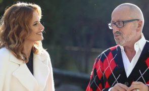 Manuel Luís Goucha recebe (finalmente) Cristina Ferreira na casa de Fontanelas