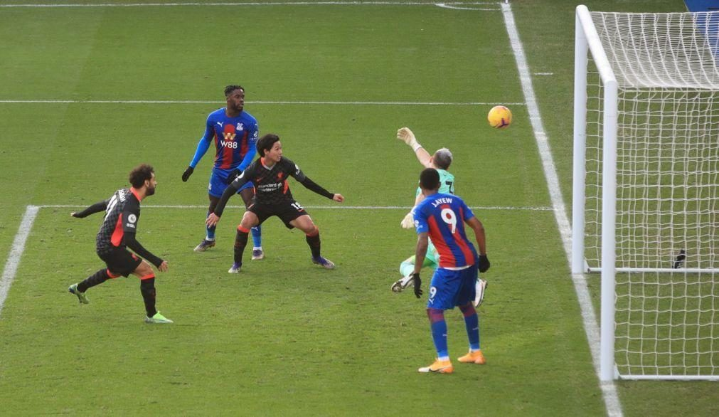 Liverpool vence 7-0 fora e consolida liderança da Premier League [veja os golos]