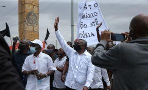 Chivukuvuku promete continuar a lutar até legalização do seu projeto político