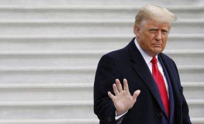 Trump minimizou ataque cibernético a agências governamentais e aponta dedo à China