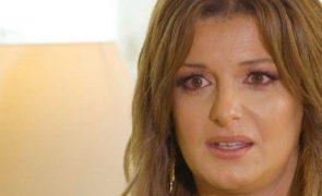 Maria Botelho Moniz em lágrimas pela morte do noivo: «Deixei de ser quem era»