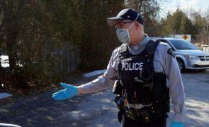 Canadá ultrapassa meio milhão de casos de covid-19