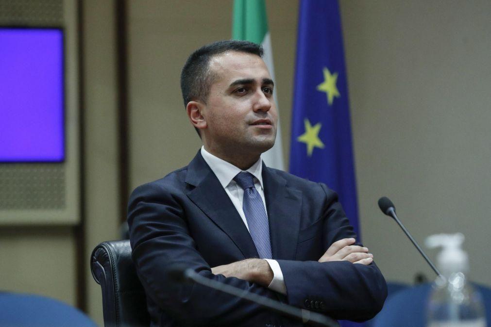 Covid-19: Itália suspende voos com o Reino Unido