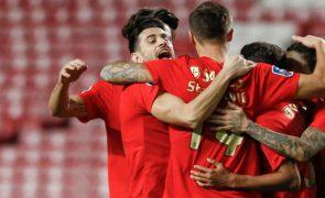 Benfica bate Gil Vicente por 2-0 e volta a ficar a 2 pontos do Sporting [vídeo]