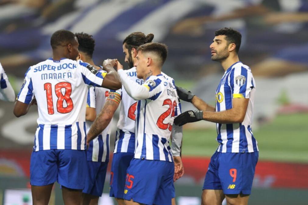 FC Porto bate Nacional por 2-0 e mantém distância para os primeiros [vídeos]