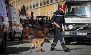 Encontrado corpo de jovem desaparecido após explosão e derrocada em Lisboa