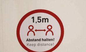 Covid-19: Alemanha regista 16.643 novos contágios nas últimas 24 horas