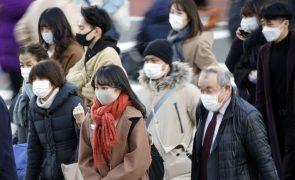 Covid-19: Japão ultrapassa o total de 200 mil contágios