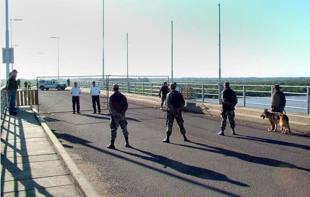 Covid-19: Uruguai fecha fronteiras e militariza limite com Brasil e Argentina