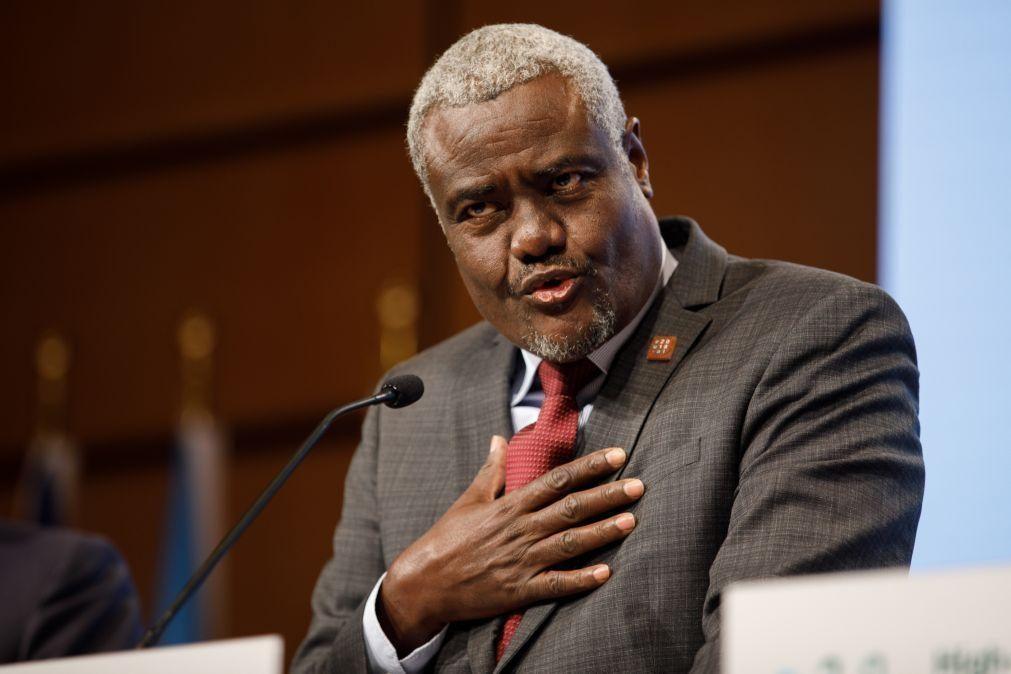 Etiópia: União Africana considera