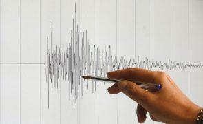 Sismo de magnitude 3,4 sentido no Faial