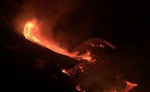 Vulcão Kilauea na ilha do Havai entra em erupção