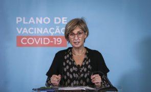 Covid-19: Profissionais de saúde de cinco centros hospitalares serão os primeiros a ser vacinados