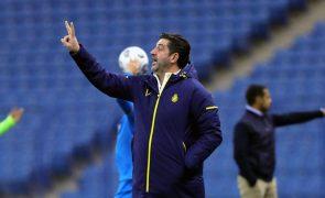 Al Nassr, de Rui Vitória, regressa às vitórias na Liga da Arábia Saudita
