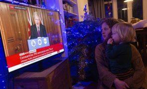 Covid-19: Boris Johnson garante que abastecimento alimentar ao país é