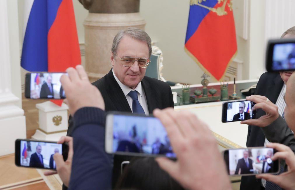 RCA: Rússia nega envio de tropas para o país