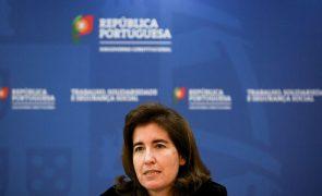 Covid-19: Pandemia já custou 450 ME em apoios extraordinários ao setor social - ministra