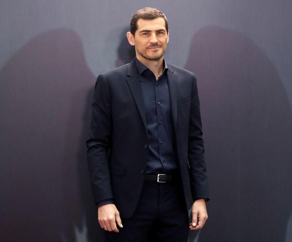 Casillas regressa ao Real Madrid para diretor-geral adjunto da Fundação